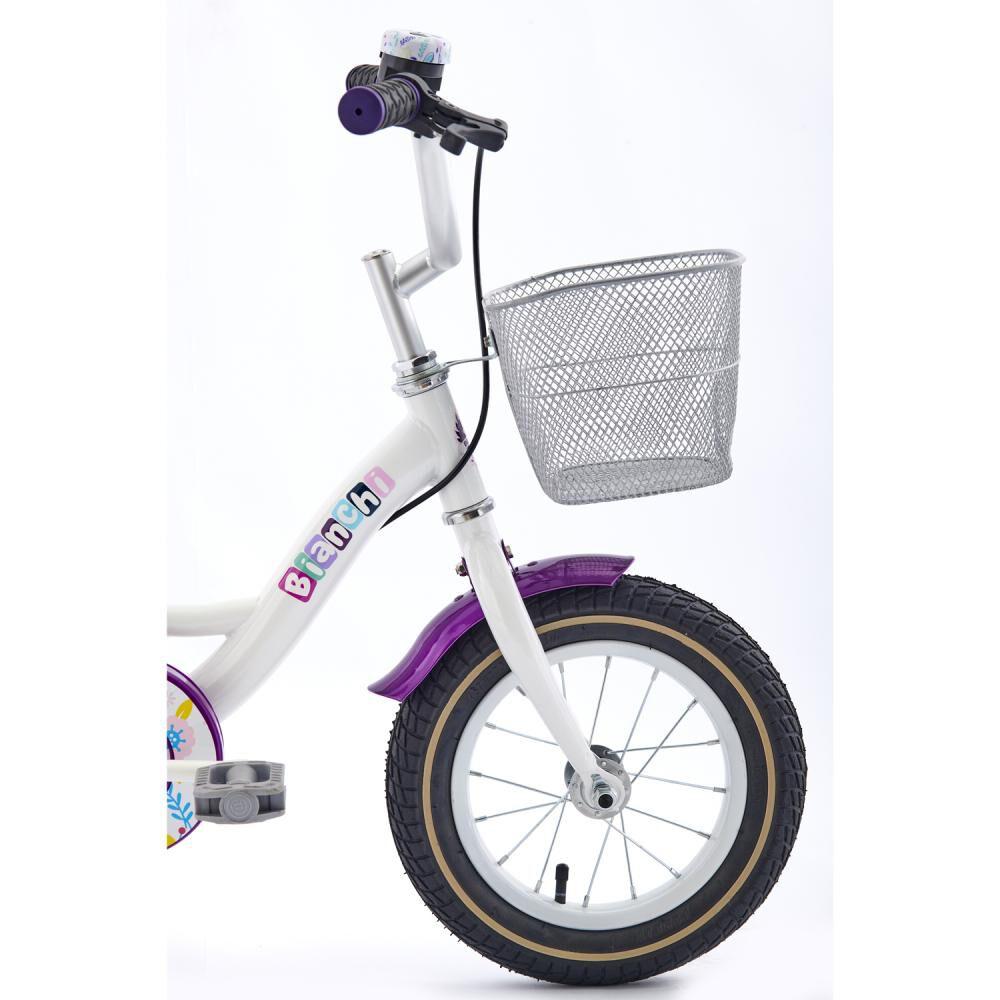 Bicicleta Infantil Bianchi Kitty / Aro 12 image number 2.0