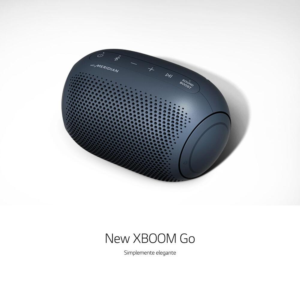 Parlante Portatil Bluetooth LG XBOOM Go PL2 2020 image number 6.0
