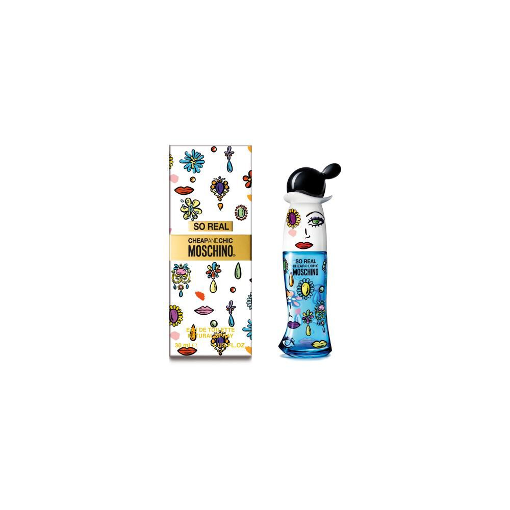 Perfume So Real Moschino / 30 Ml / Edt image number 2.0