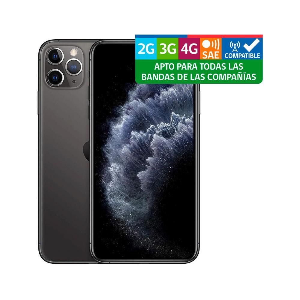 Smartphone Apple Iphone 11 Pro Reacondicionado Gris / 256 Gb / Liberado image number 2.0