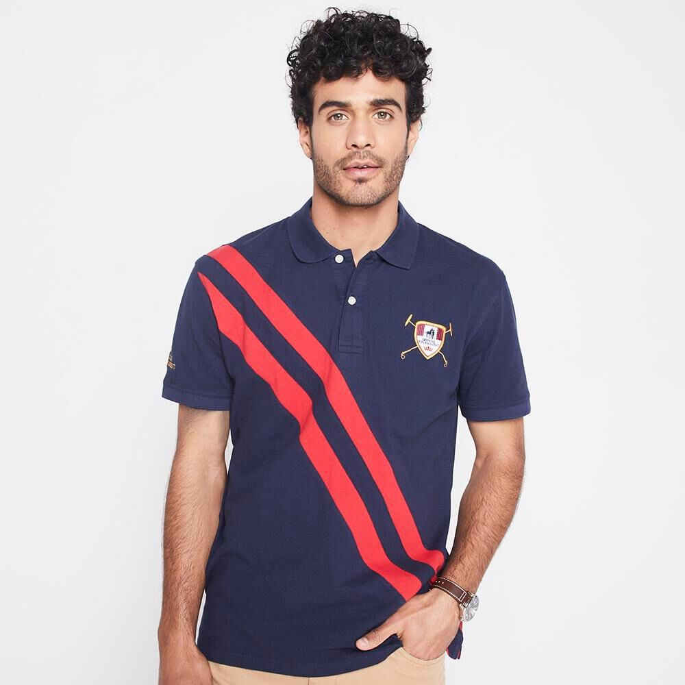 Polera   Hombre The King's Polo Club image number 4.0