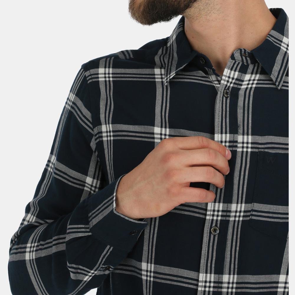 Camisa Hombre Wrangler image number 2.0