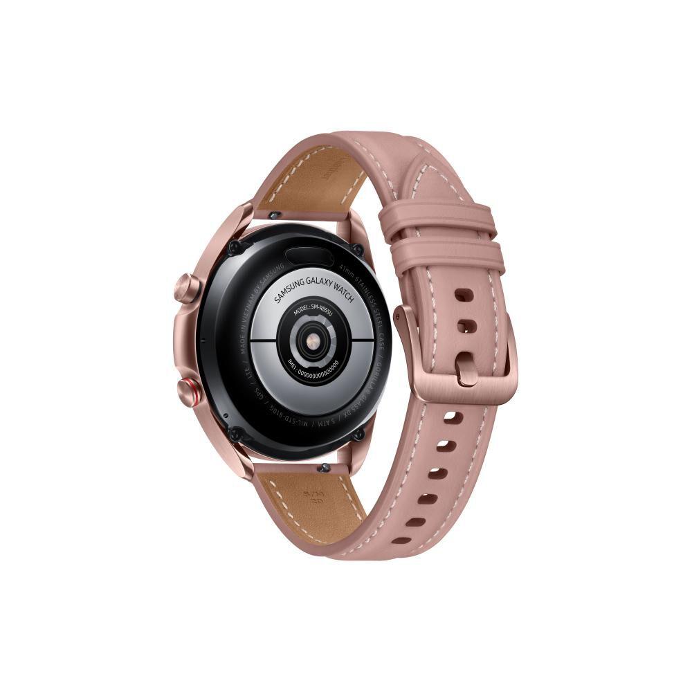Smartwatch Samsung Galaxy Watch 3 41mm Lte / Rosado  / 8 Gb image number 1.0