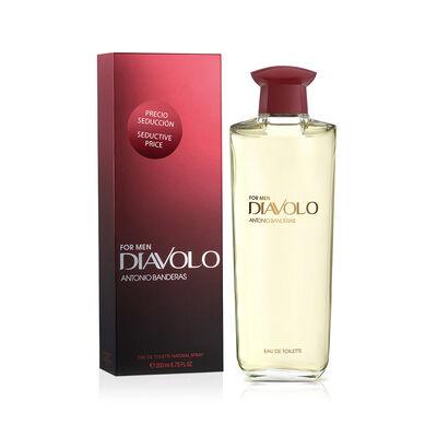 Perfume Antonio Banderas Diavolo Edición Limitada / 200 Ml / Edt /