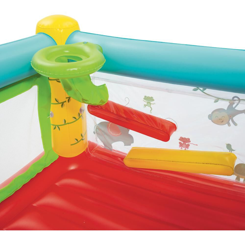 Castillo Inflable Fisher Price 175 Cm image number 1.0