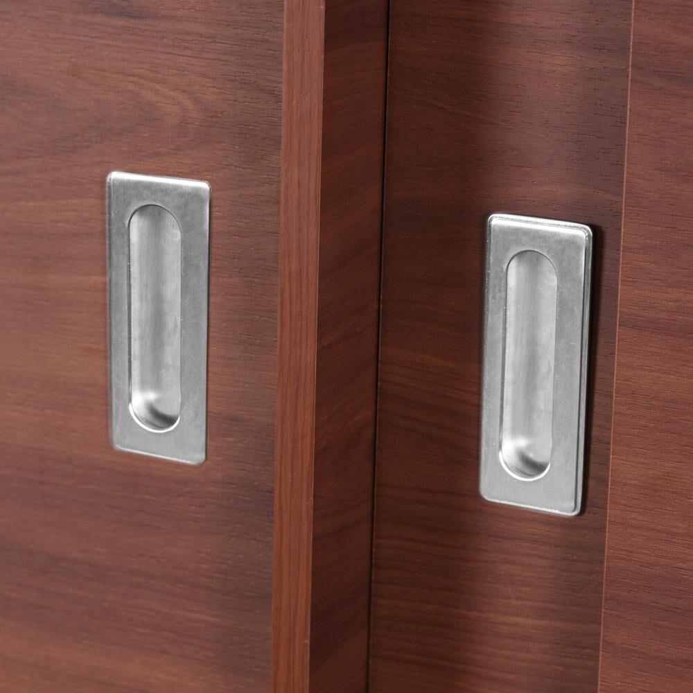 Closet Cic Mel. Cerezo 15 Mm. / 4 Puertas / 8 Cajones image number 5.0