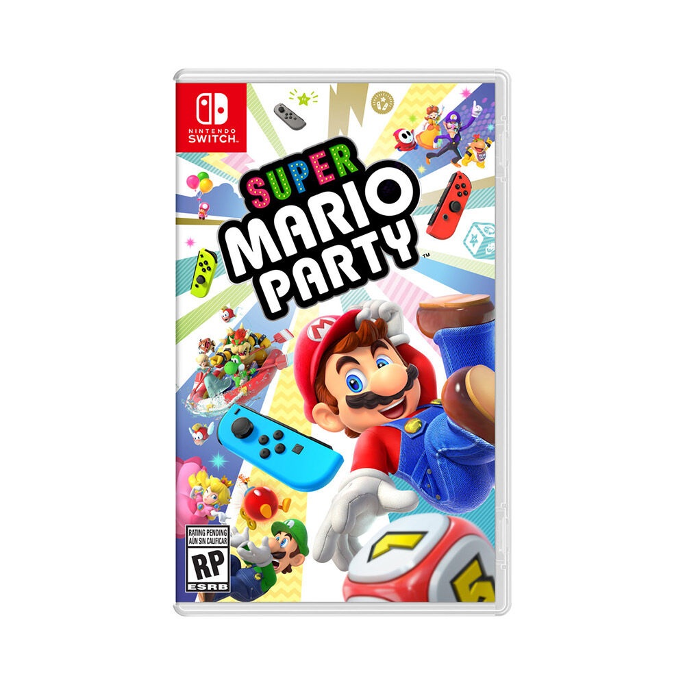 Juego Nsw Super Mario Party image number 0.0