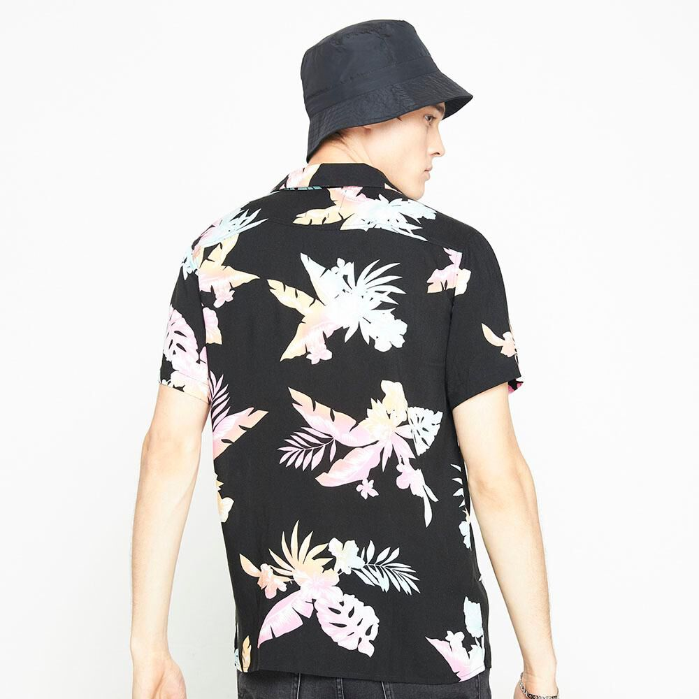 Camisa Manga Corta Hombre Rolly Go image number 2.0