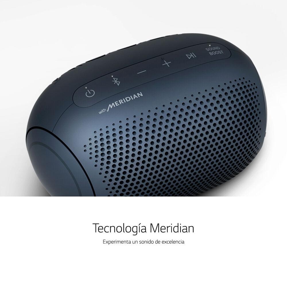 Parlante Portatil Bluetooth LG XBOOM Go PL2 2020 image number 7.0
