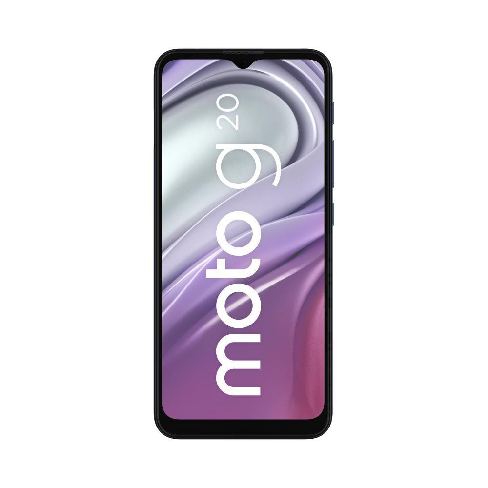 Smartphone Motorola G20 Azul / 64 Gb / Liberado image number 0.0