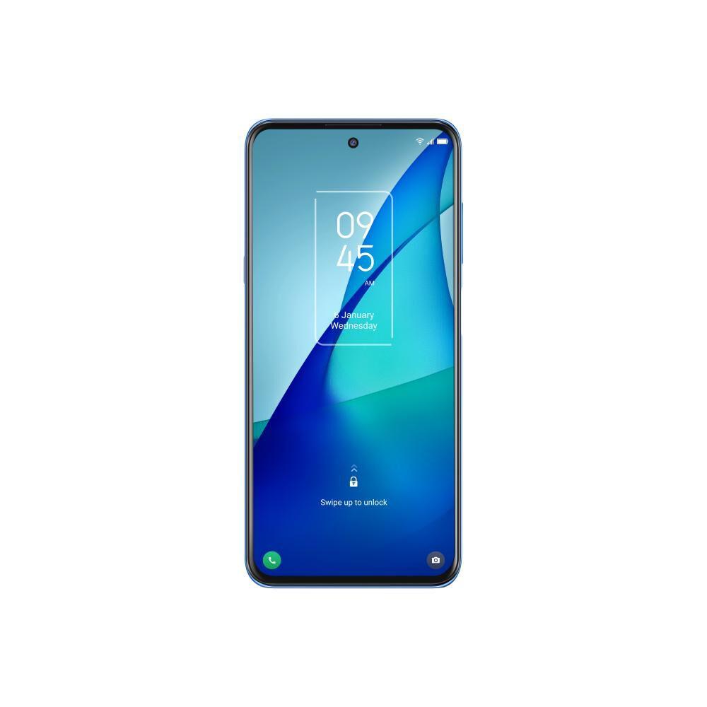 Smartphone Tcl 20l Azul / 256 Gb / Liberado + Audífonos Tcl S150 image number 0.0