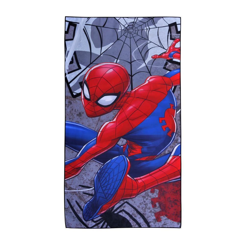 Toalla Playa Disney Spiderman Web image number 0.0
