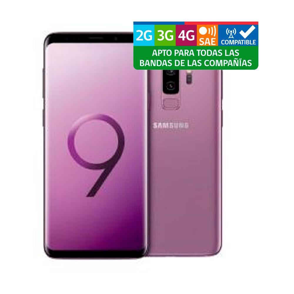 Smartphone Samsung Galaxy S9 Plus Reacondicionado Morado / 64 Gb / Liberado image number 2.0