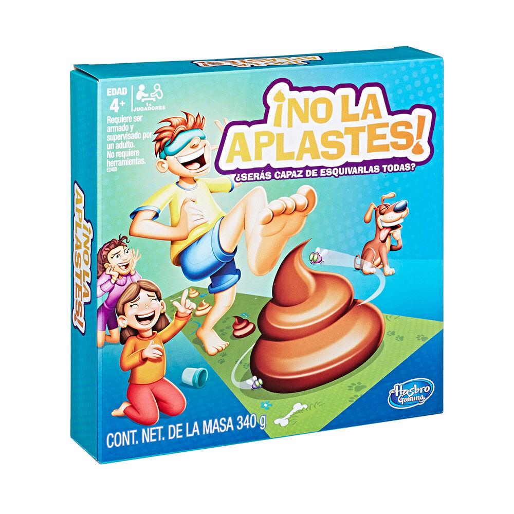 Juego De Mesa Hasbro Gaming No La Aplastes image number 0.0