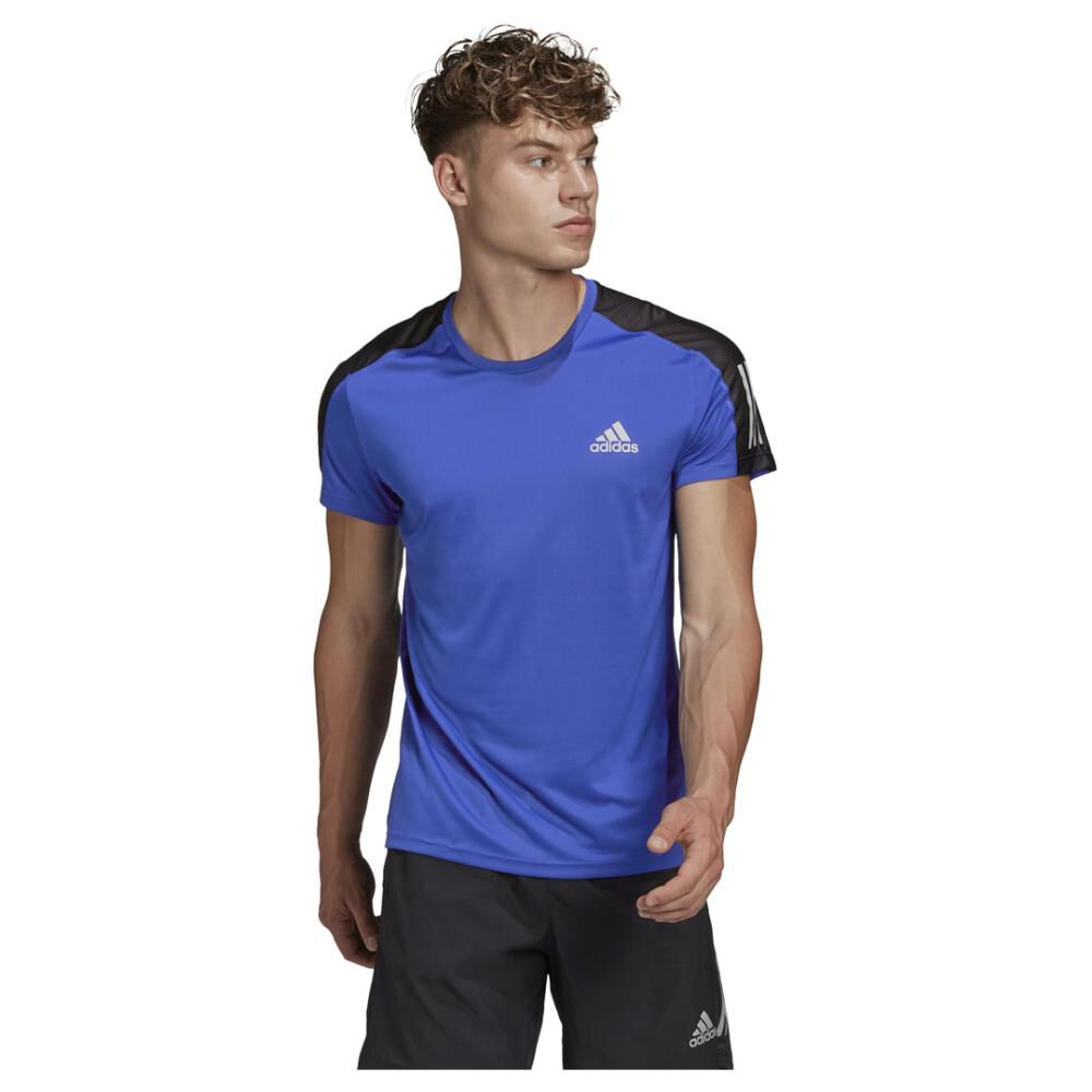 Polera Hombre Adidas Own The Run Tee Men image number 0.0
