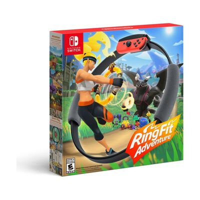 Consola Nintendo Switch Ring Fit Advent