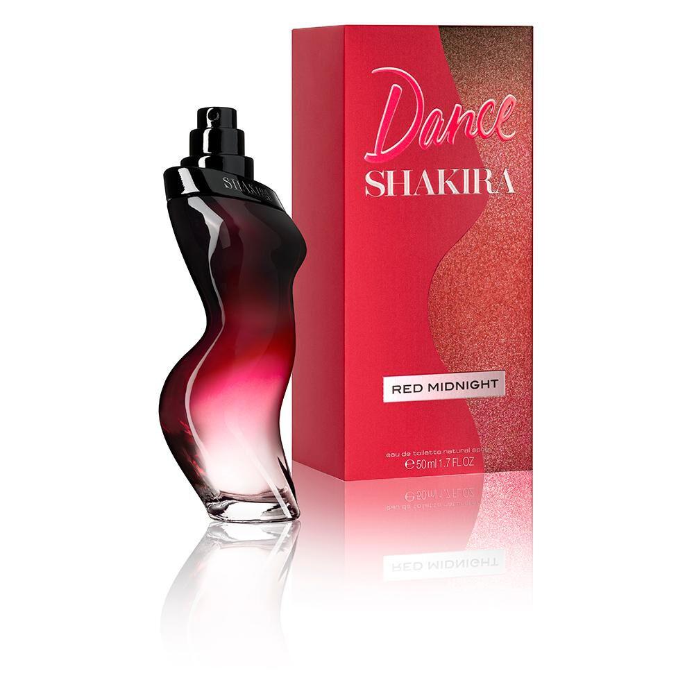 Perfume Dance Red Midnight Shakira / 50 Ml / Edt image number 1.0