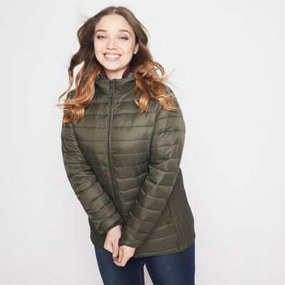 Parka Mujer Sexy Large