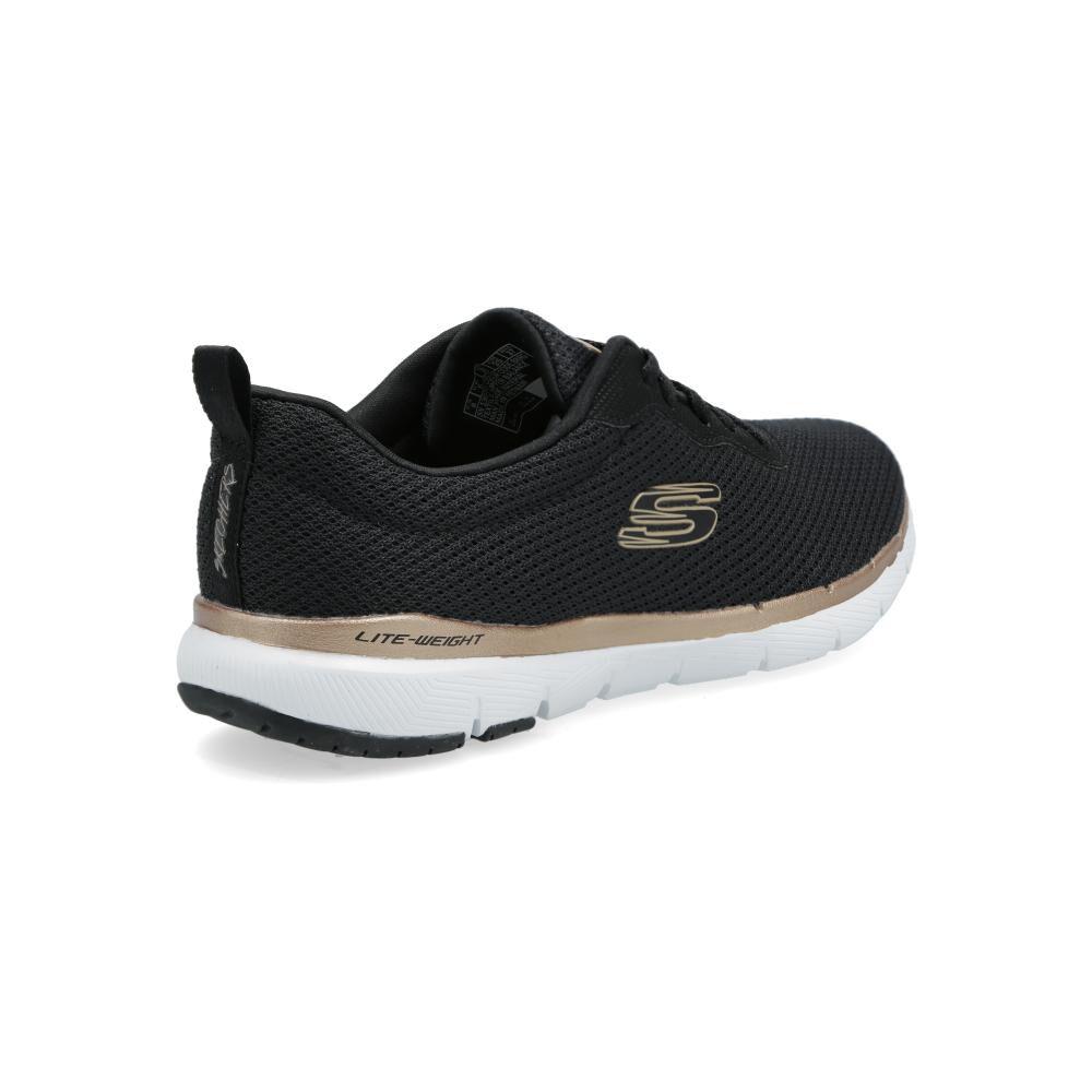 Zapatilla Running Mujer Skechers 13070-Bkrg image number 2.0