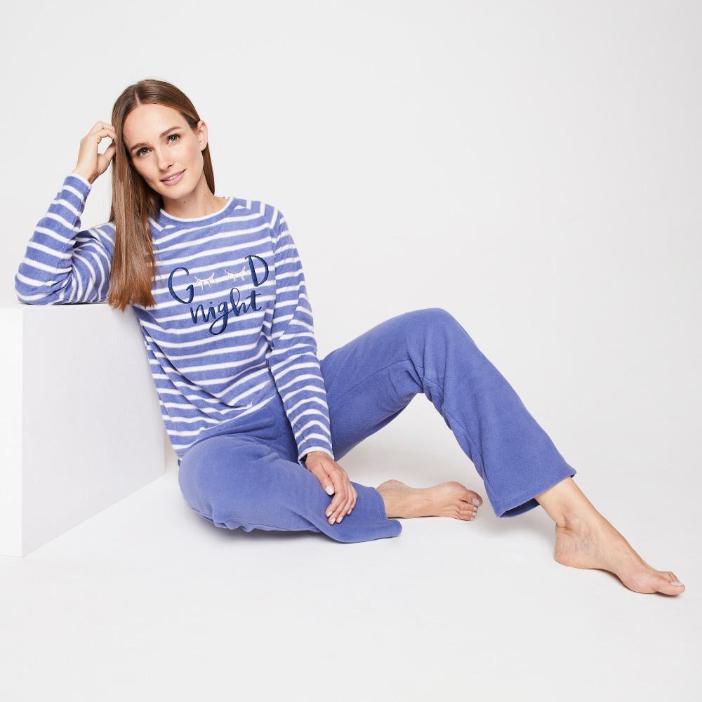 Pijama Mujer Geeps Secret / 2 Piezas image number 1.0