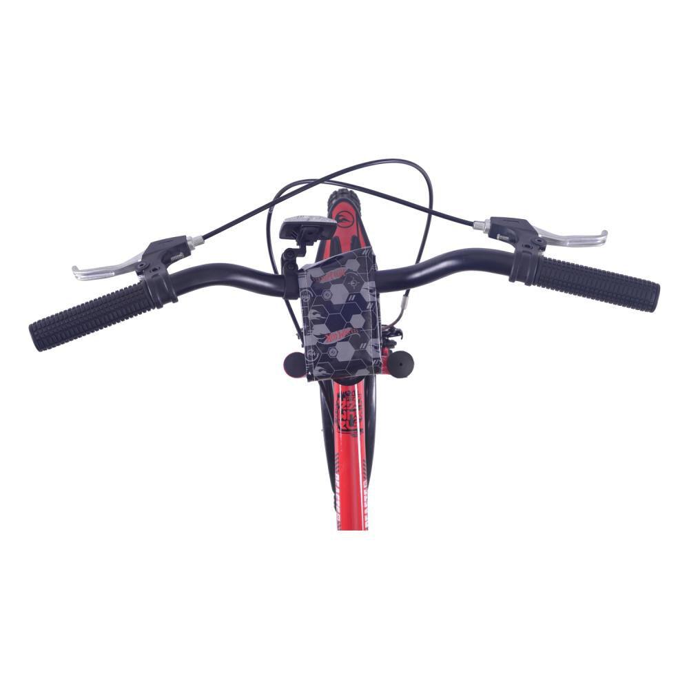 Bicicleta Infantil Bianchi Hot Wheels 20 / Aro 20 image number 3.0