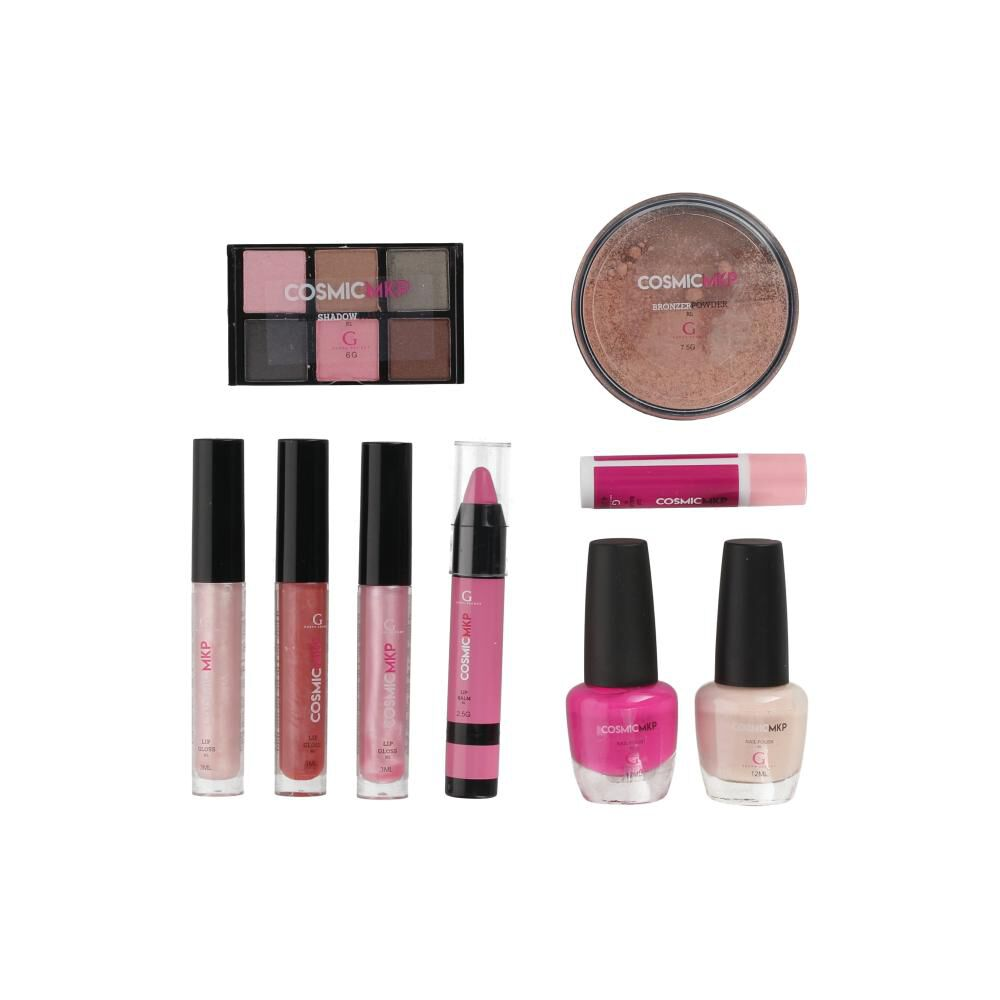 Set De Maquillaje Geeps Secret Cosmic Mkp image number 1.0