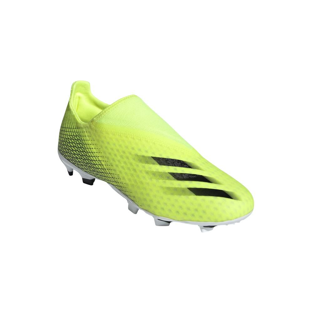 Zapatilla Fútbol Infantil Hombre Adidas X Ghosted.3 Ll Fg image number 0.0