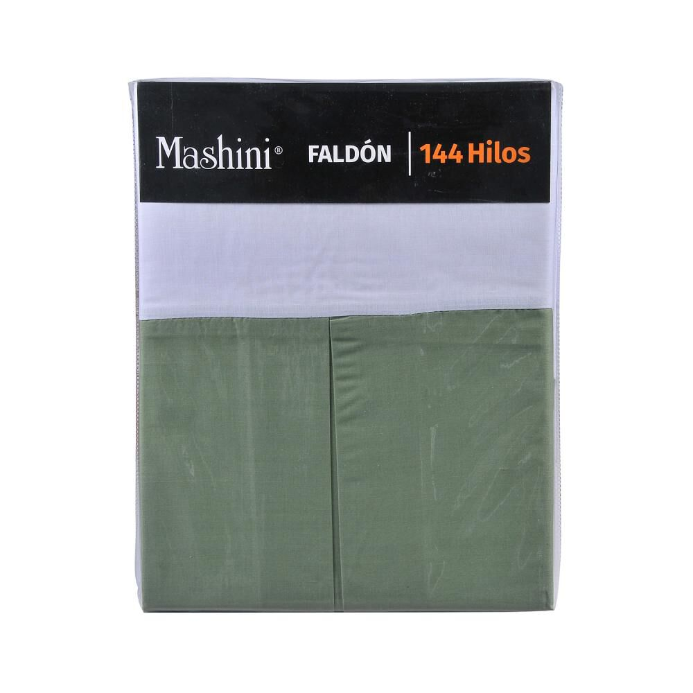 Faldon Mashini / 2 Plazas image number 2.0