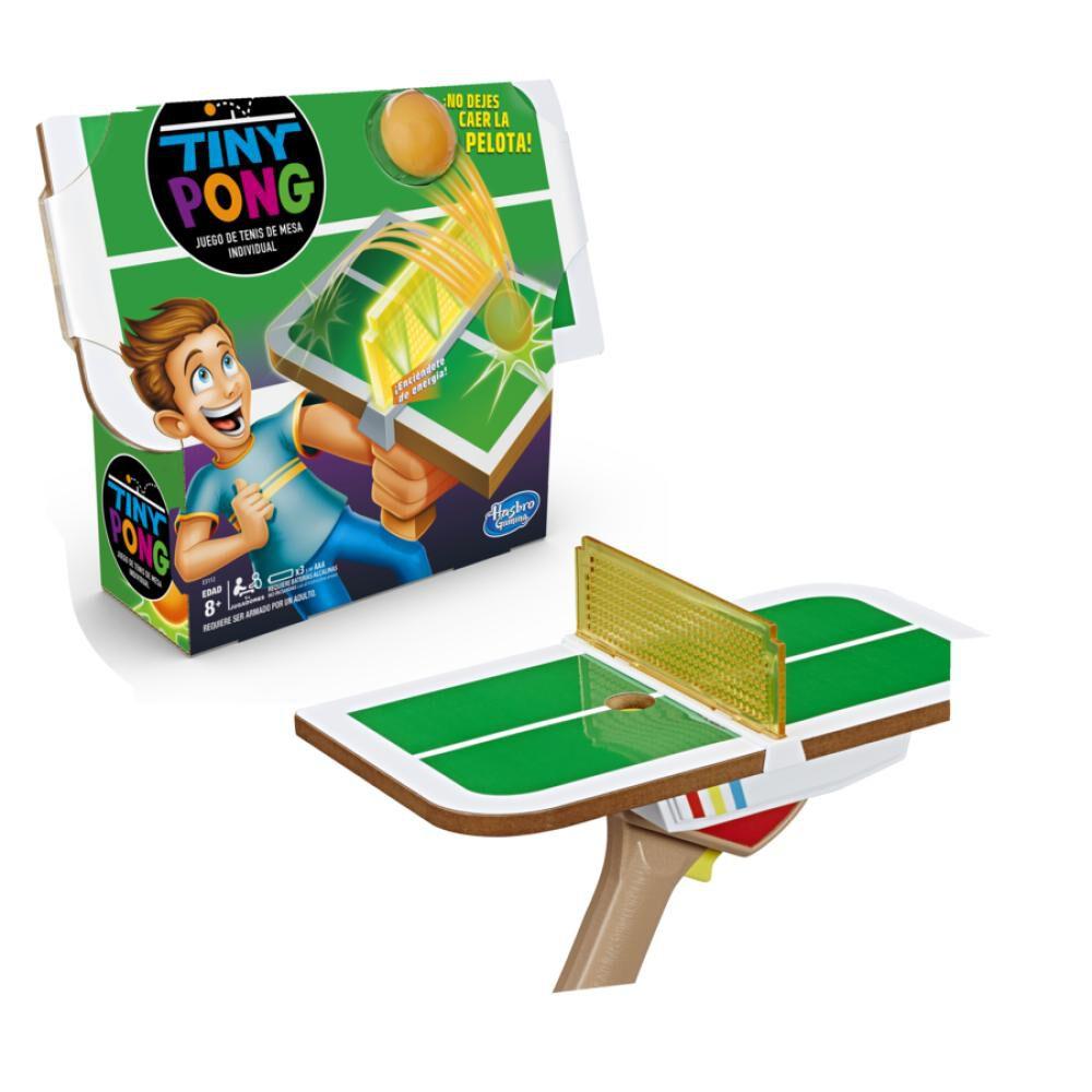 Juegos Familiares Games Tiny Pong image number 5.0