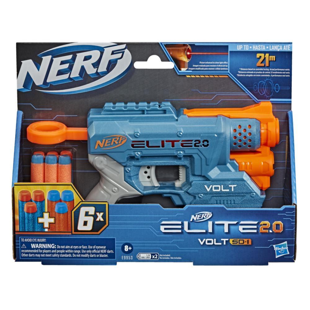 Lanzador Nerf Elite 2.0 Volt Sd-1 image number 1.0