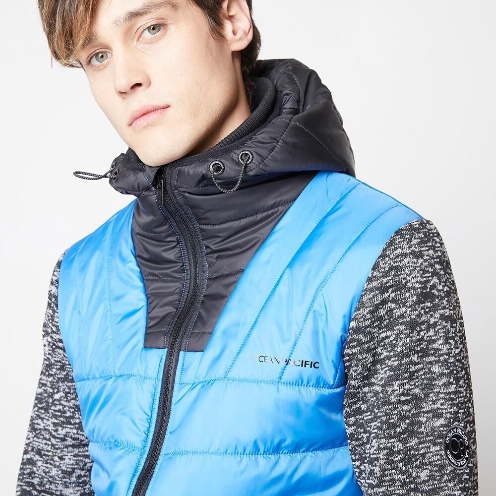 Parka Hombre Ocean Pacific image number 3.0