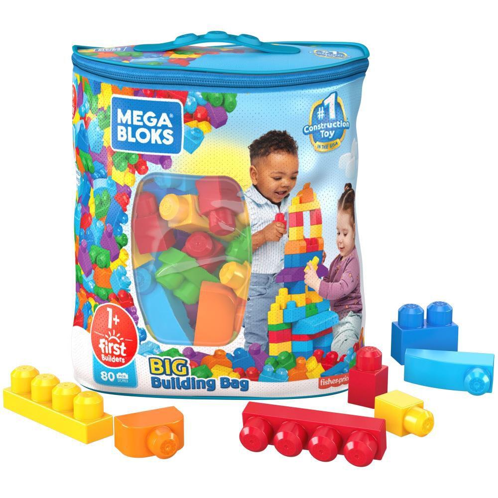Mega Bloks Bolsa Grande De Construcción Clásica image number 0.0