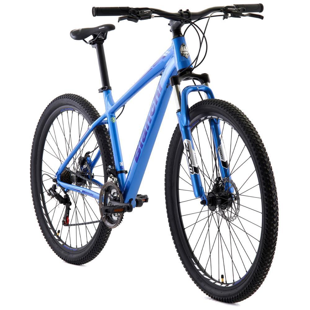 Bicicleta Mountain Bike Bianchi Stone Mountain Sx / Aro 29 image number 3.0