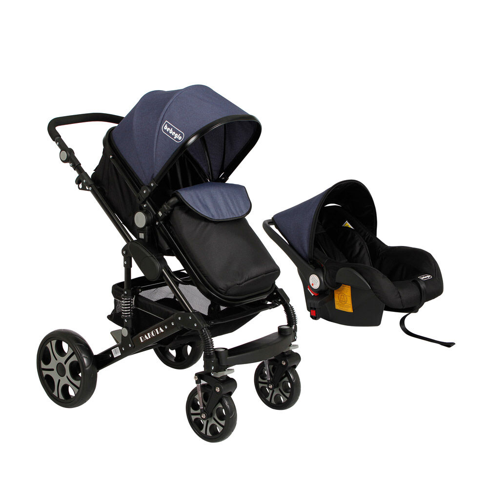 Coche Travel System Bebeglo Dakota Rs-13660 image number 0.0