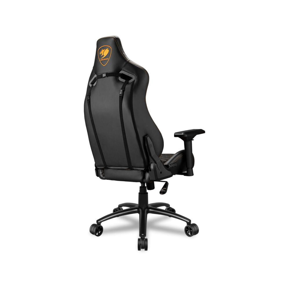Silla Gamer Cougar Outriders Black image number 6.0