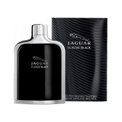 Perfume Hombre Classic Black Jaguar / 100 Ml / Eau De Toillete