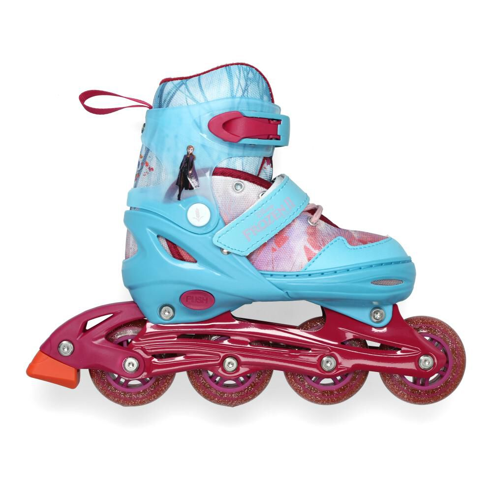 Patines Frozen 2 Top Anna image number 1.0