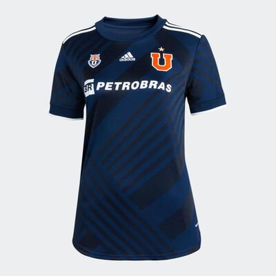 Camiseta De Fútbol Mujer Adidas Club Universidad De Chile 20/21 Local