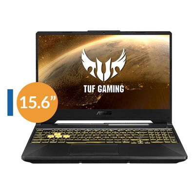Notebook Gamer Asus TUF F15 FX506LI / Intel Core I5 10300H / GTX 1650TI 4 GB / 144 HZ / 512 GB / 8 GB / 15.6""