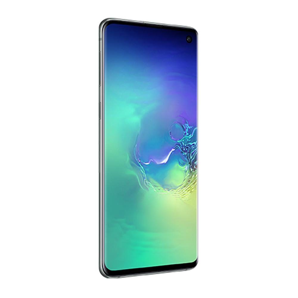 Smartphone Samsung Galaxy S10  Verde  /  128 GB   /  Liberado image number 2.0