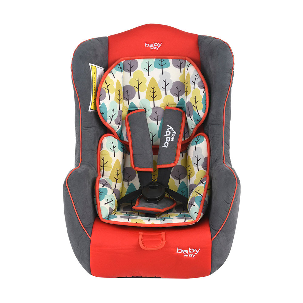 Silla Auto Baby Way Bw-744R18 image number 1.0