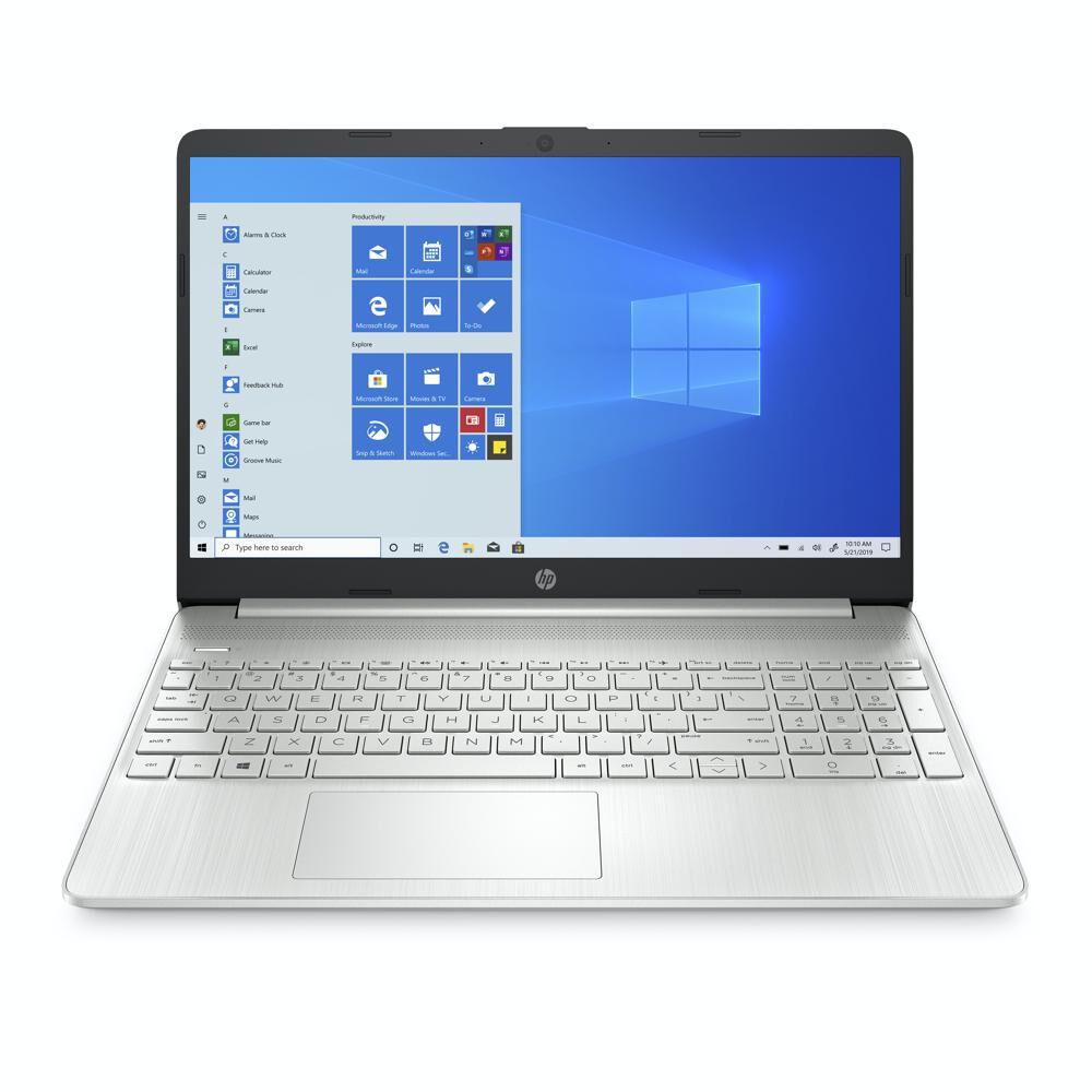 "Notebook Hp 15-ef1018la / Plateado Natural / Amd Ryzen 5 / 8 Gb Ram / Gráficos Amd Radeon / 256 Gb Ssd / 15,6 "" image number 1.0"