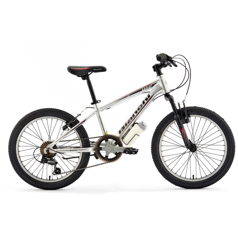 Bicicleta Mountain Bike Bianchi Wolf 20 Sx / Aro 20 image number 0.0