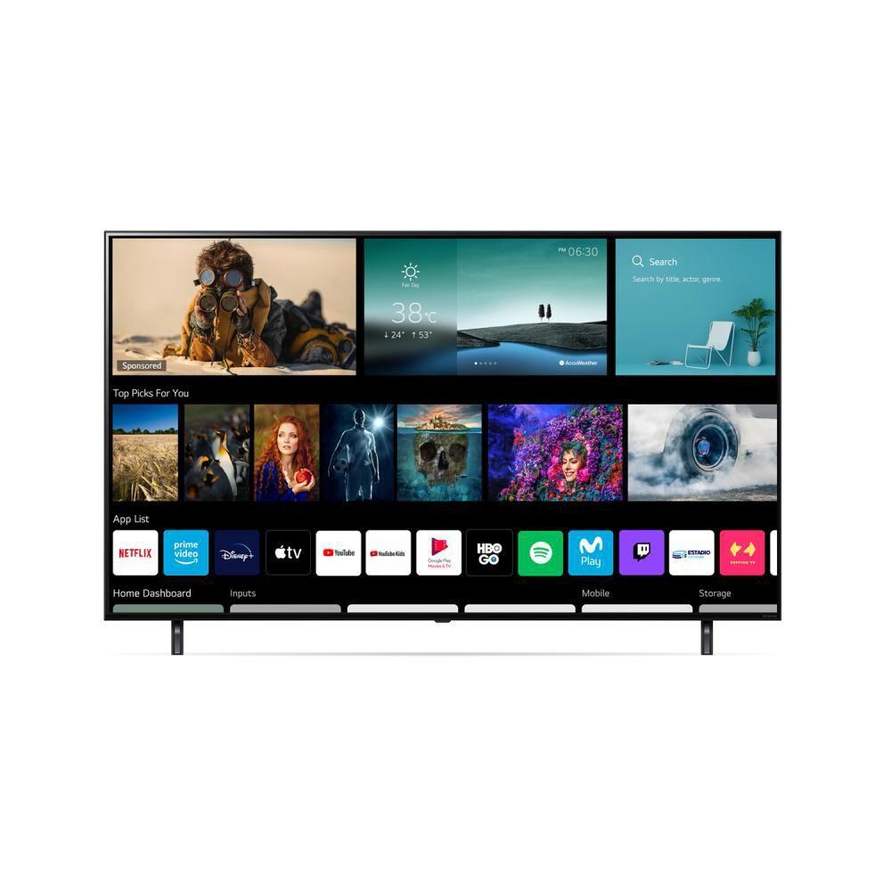 "Led LG NANO80SPA / 50 "" / Ultra HD 4K / Smart Tv image number 2.0"