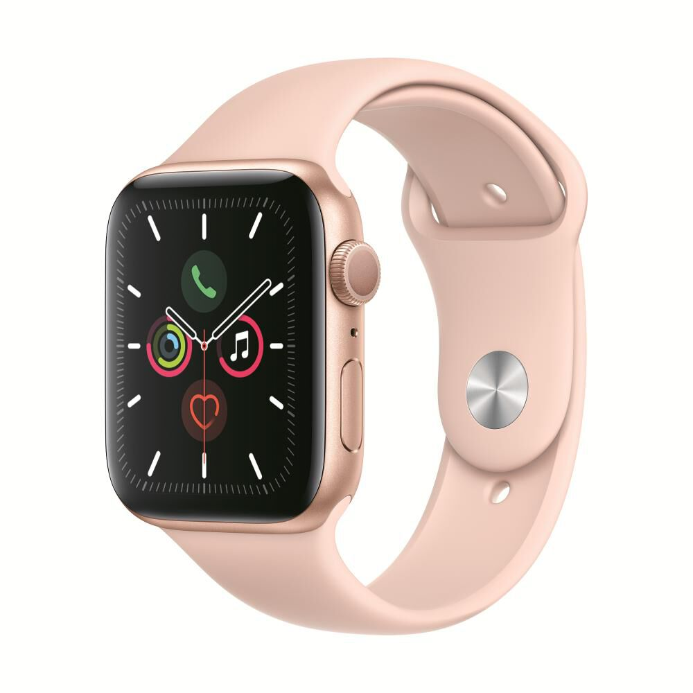 Applewatch Series 5  40mm / Gold Rosa  /  32 Gb image number 0.0