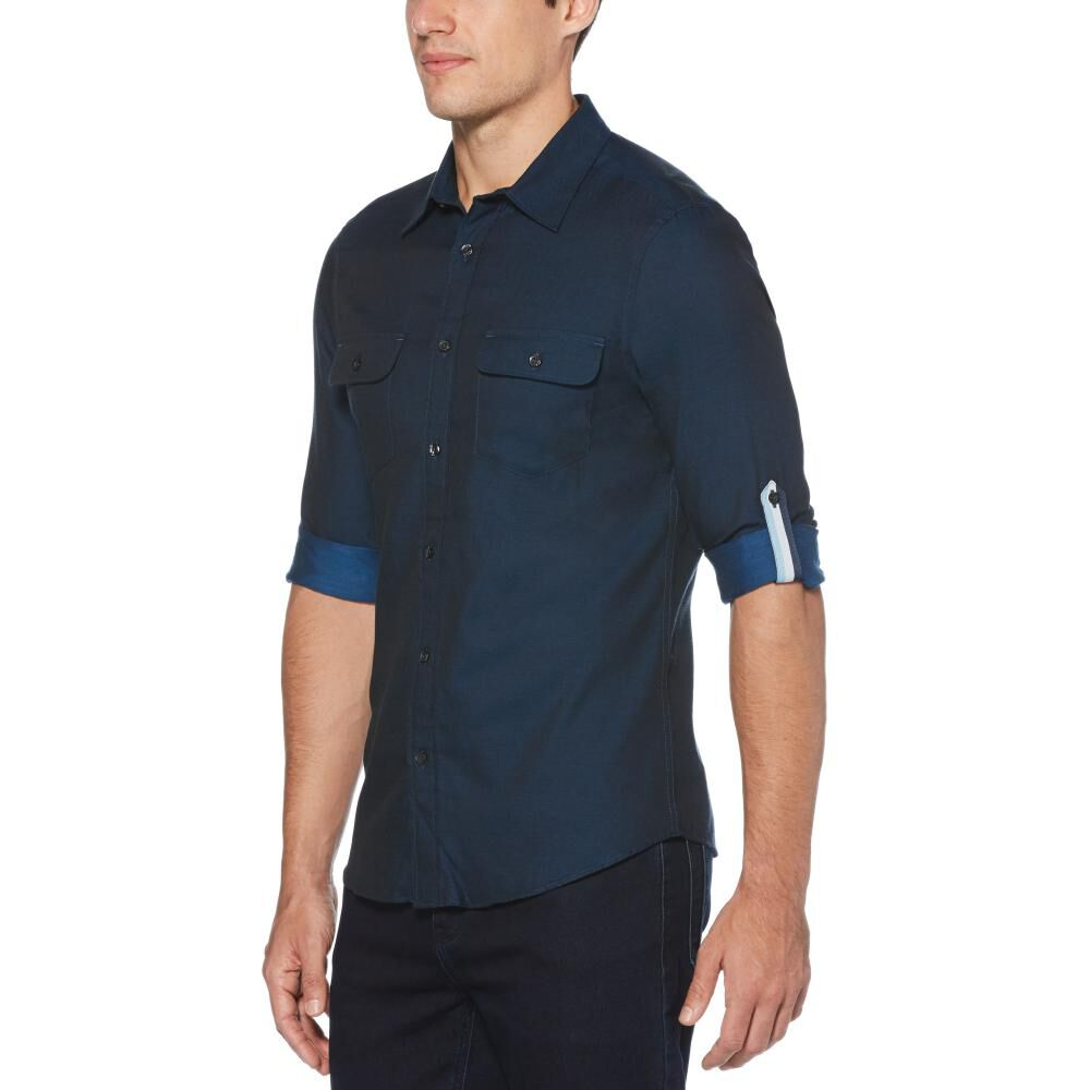 Camisa Hombre Perry Ellis image number 2.0