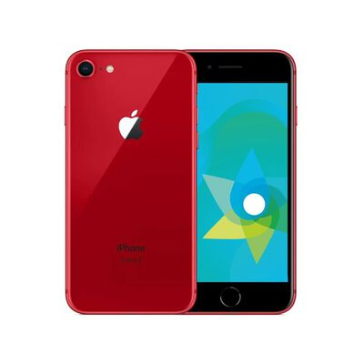 Smartphone Apple Iphone 8 Reacondicionado Rojo / 256 Gb / Liberado