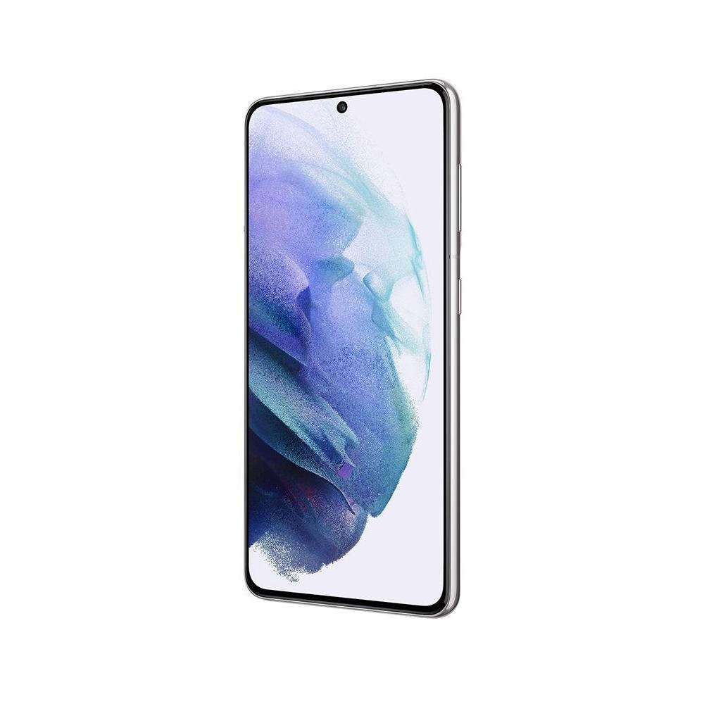 Smartphone Samsung S21 Phantom White / 128 Gb / Liberado image number 4.0