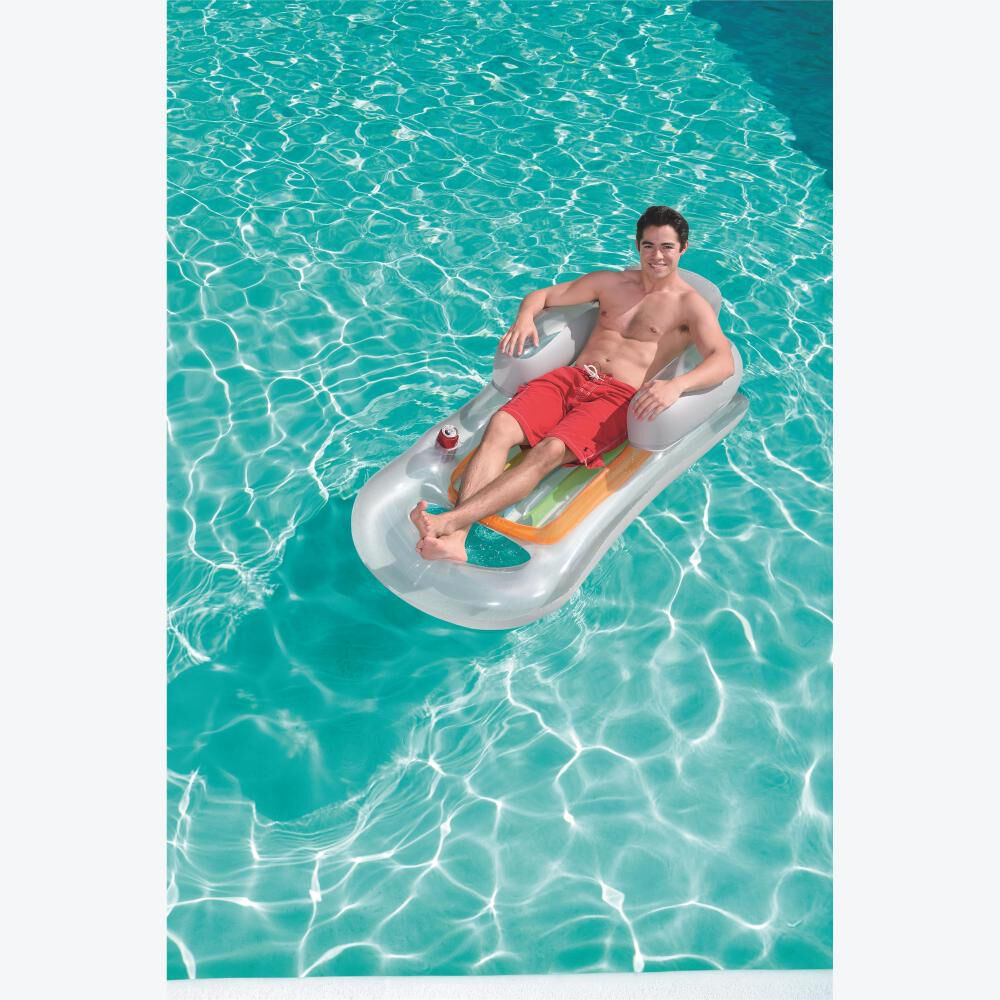 Colchon Inflable Bestway image number 1.0
