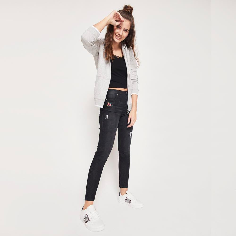 Jeans Mujer Tiro Alto Super Skinny Freedom image number 1.0